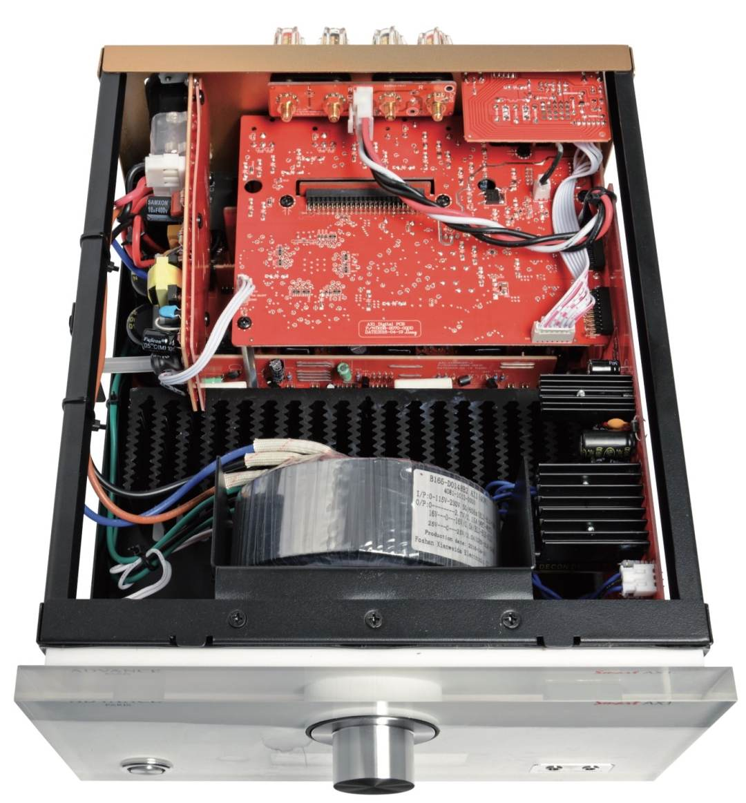 AX1 Integrated Amplifier From Advance Paris