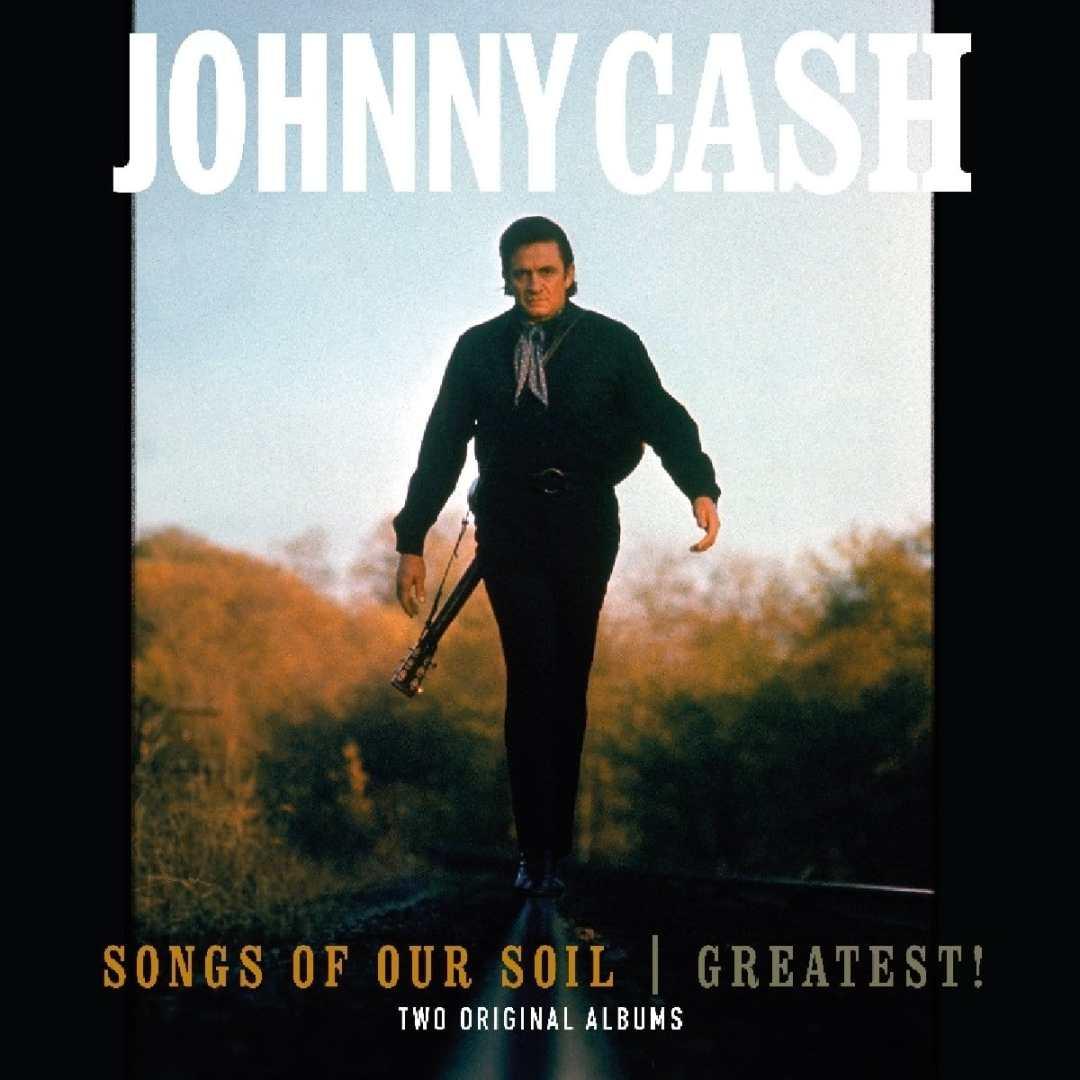 VINYL: Johnny Cash, Soulfly, Eloy & More!