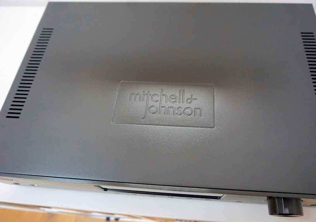 SAP-201V Amplifier From Mitchell & Johnson