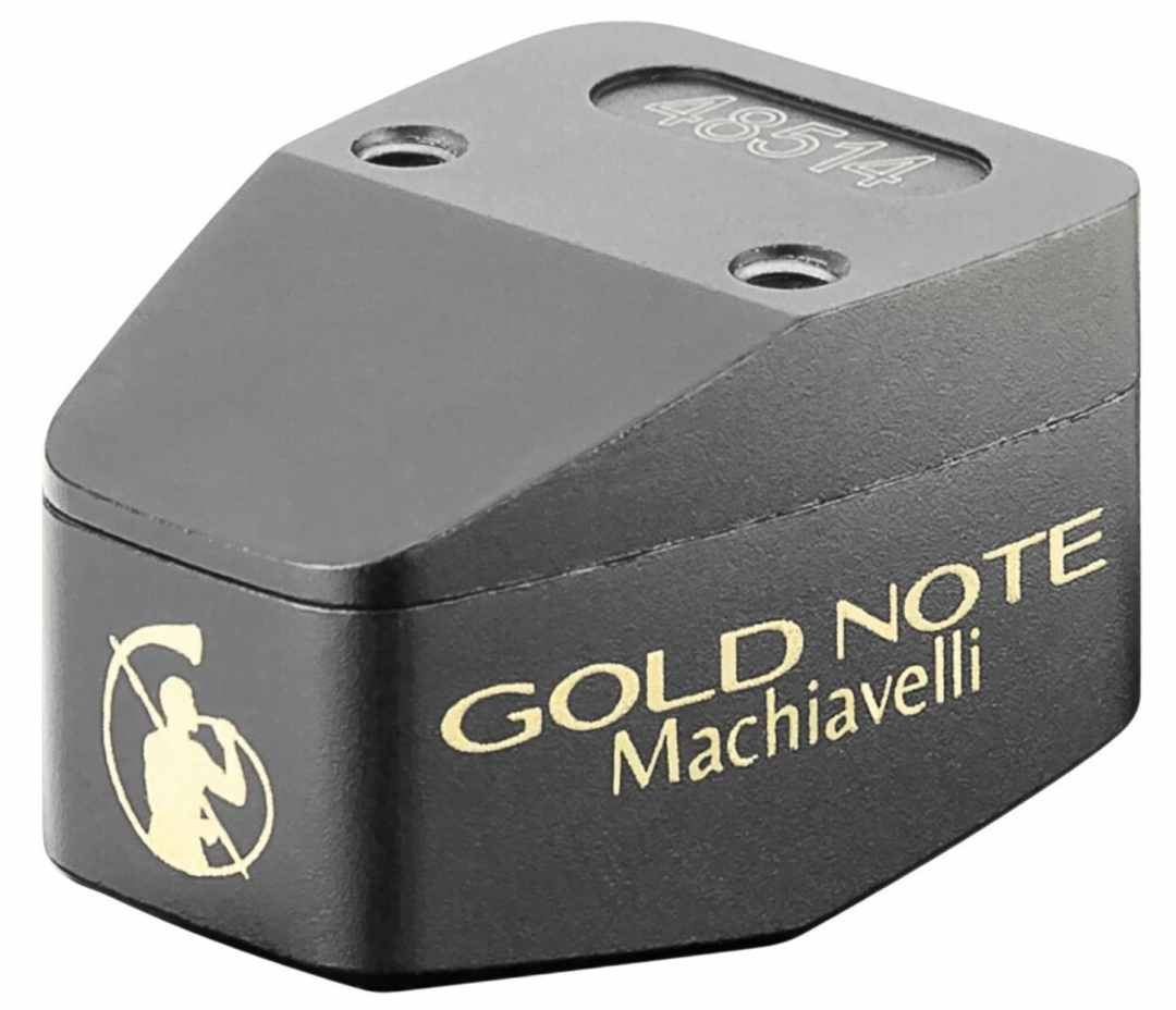 Machiavelli Mk.II Pair From Gold Note
