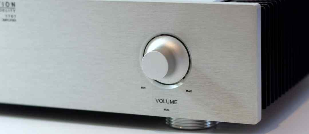 1707 Integrated Amp From Ovation High Fidelity