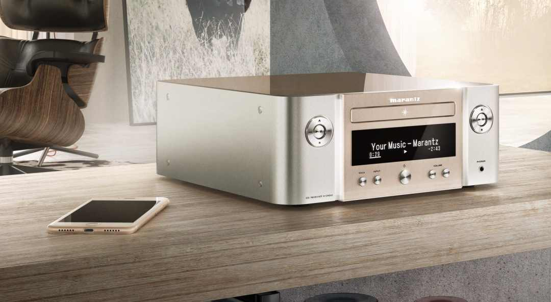 Melody X All-in-One From Marantz