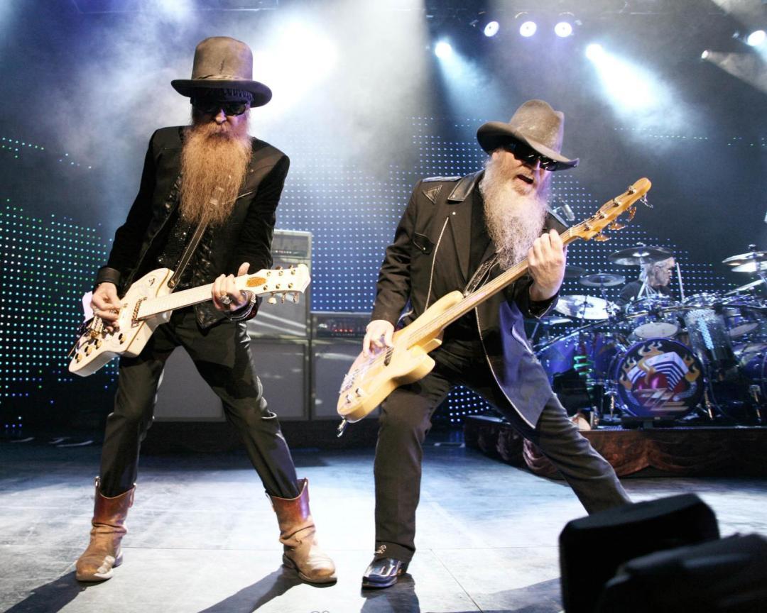 ZZ Top: The Beards Go Again...