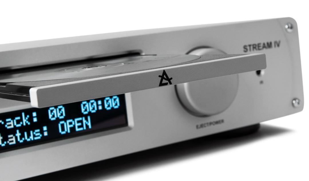 Stream IV CD Player/Streamer From Leema