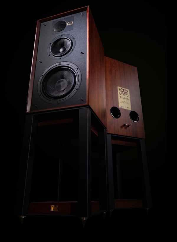 Linton Three-way standmount speaker reissued
