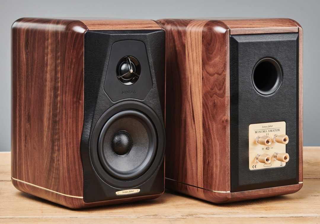 Minima Amator II Speakers From Sonus faber