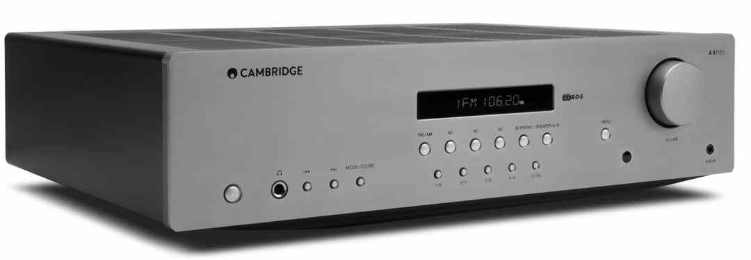 AX Series CD, Amps & Receivers From Cambridge