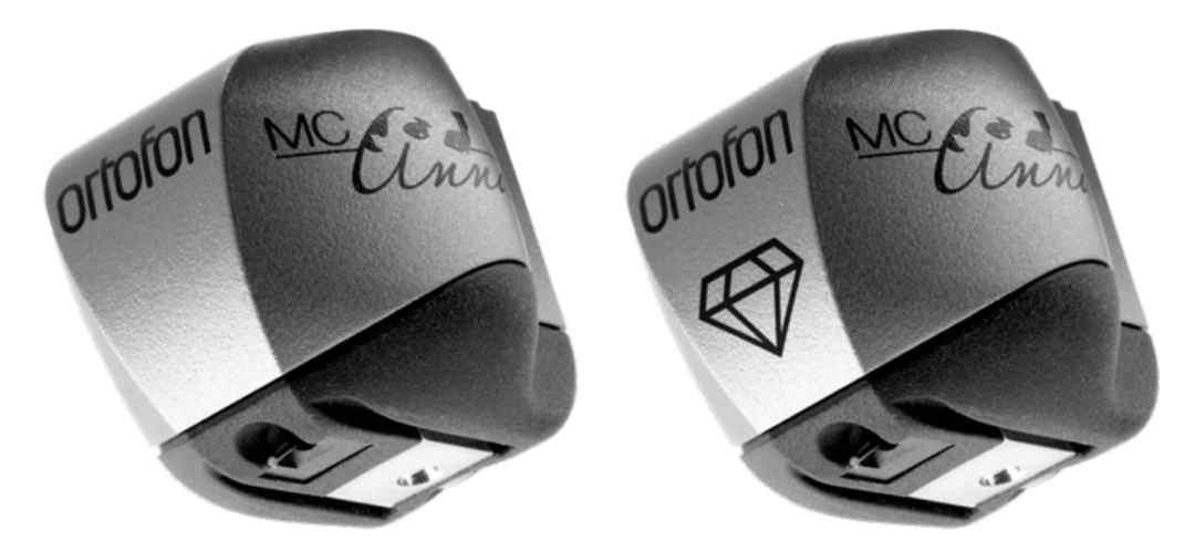 MC Anna Diamond From Ortofon