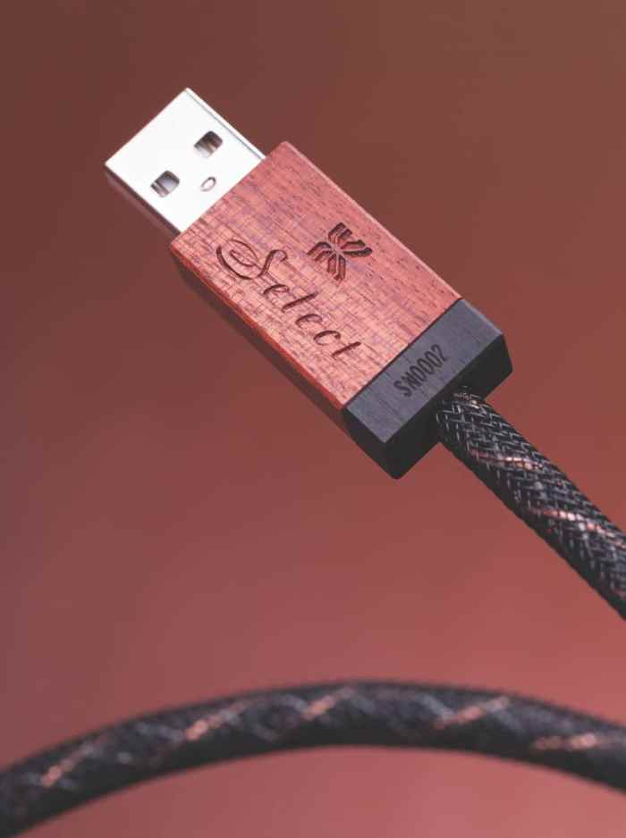 Select USB Cables From Kimber