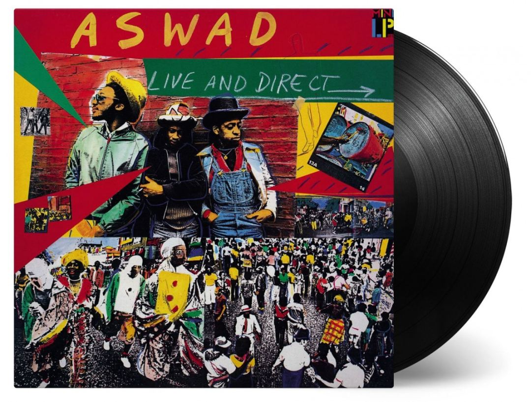 Aswad: Don't Stop The Carnival