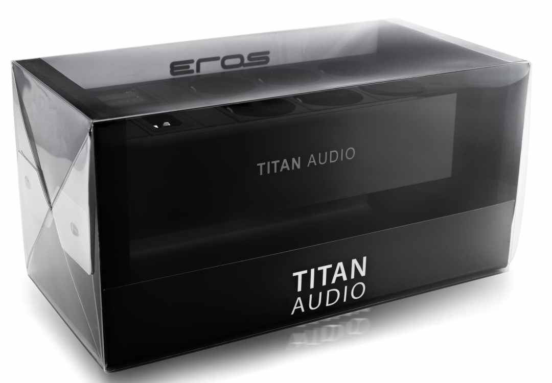 Eros Power Blocks From Titan Audio