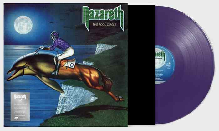 Nazareth: Three Reissues on Vinyl