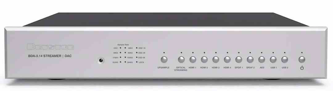 BDA-3.14 Streaming DAC From Bryston