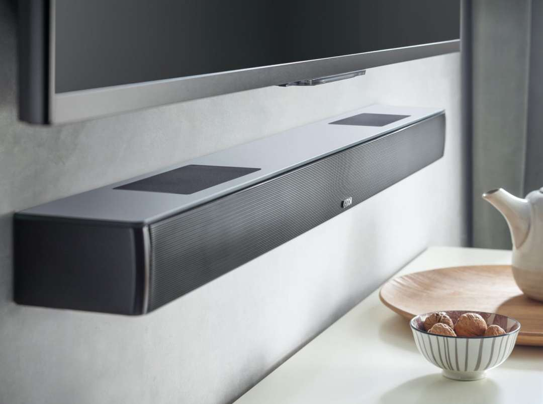 Soundbar 10 From Canton With Dolby Atmos - The Audiophile Man