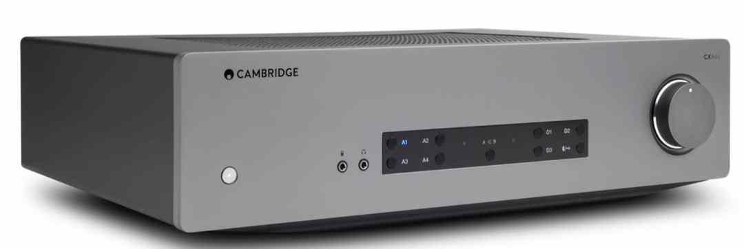 CXA61 Amplifier From Cambridge Audio