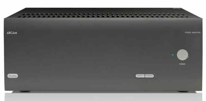 Power Amplifiers From Arcam