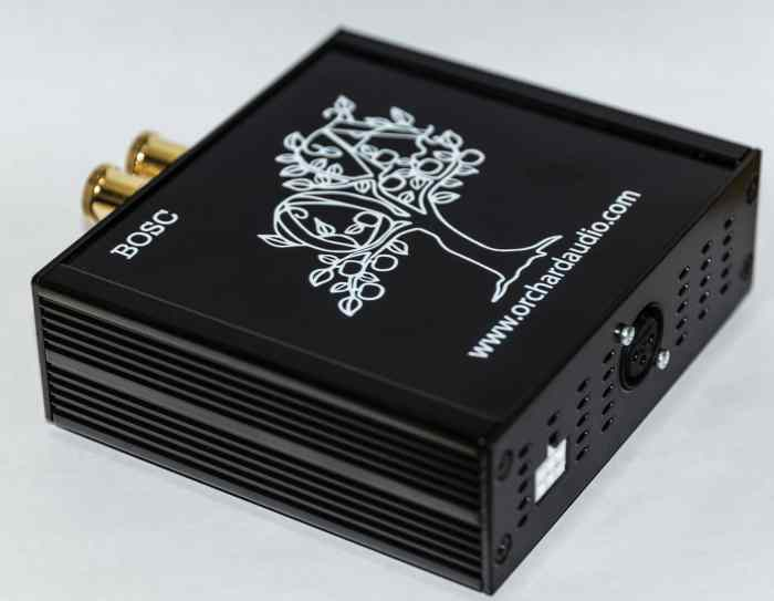BOSC Amplifier From Orchard