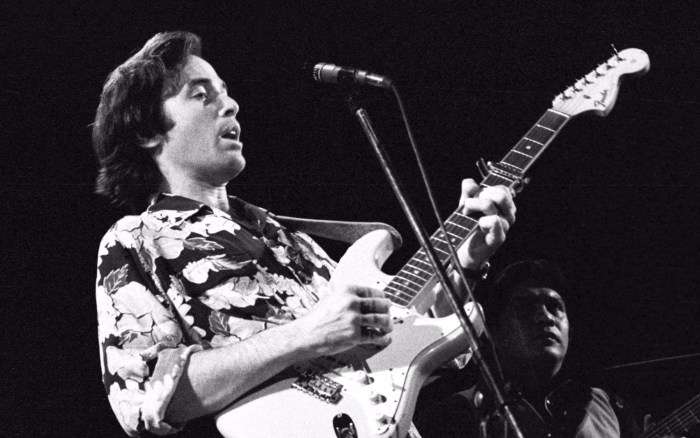 Ry Cooder: Mr Authenticity