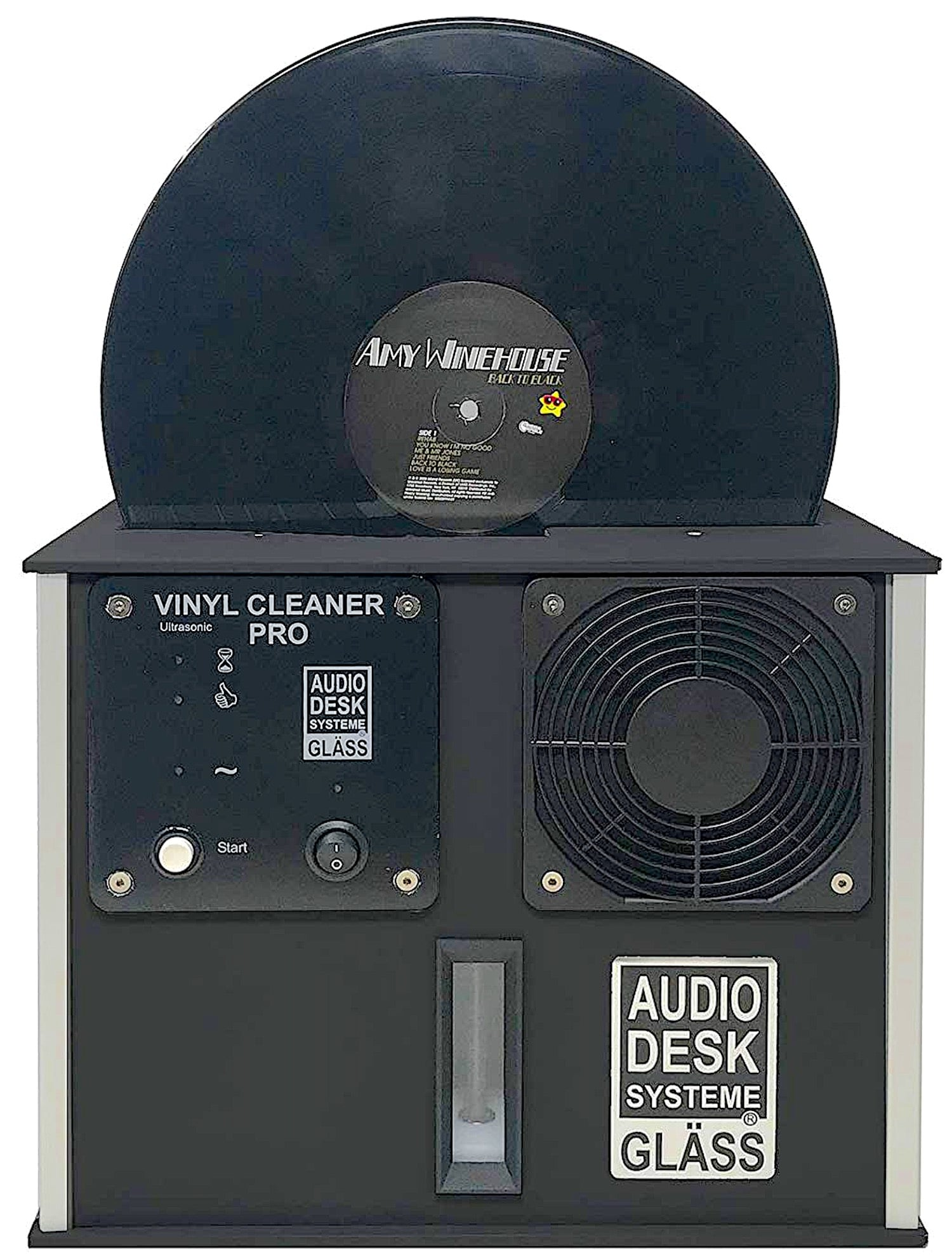 Pro 2019 Vinyl Cleaner Pro From Audio Desk - The Audiophile Man