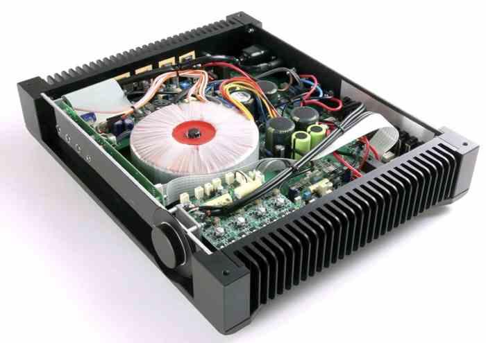 Aethos integrated amplifier from Rega