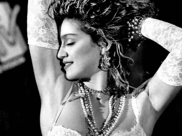 "Madonna: ""It took my breath away."""