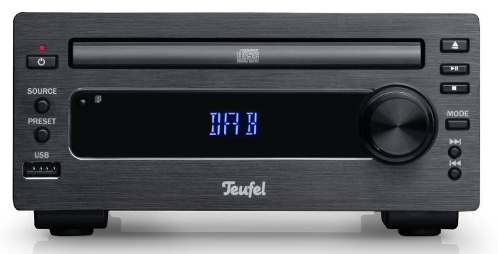 Kombo 11 Micro System From Teufel