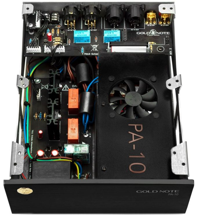 PA-10 Power Amplifier From Gold Note