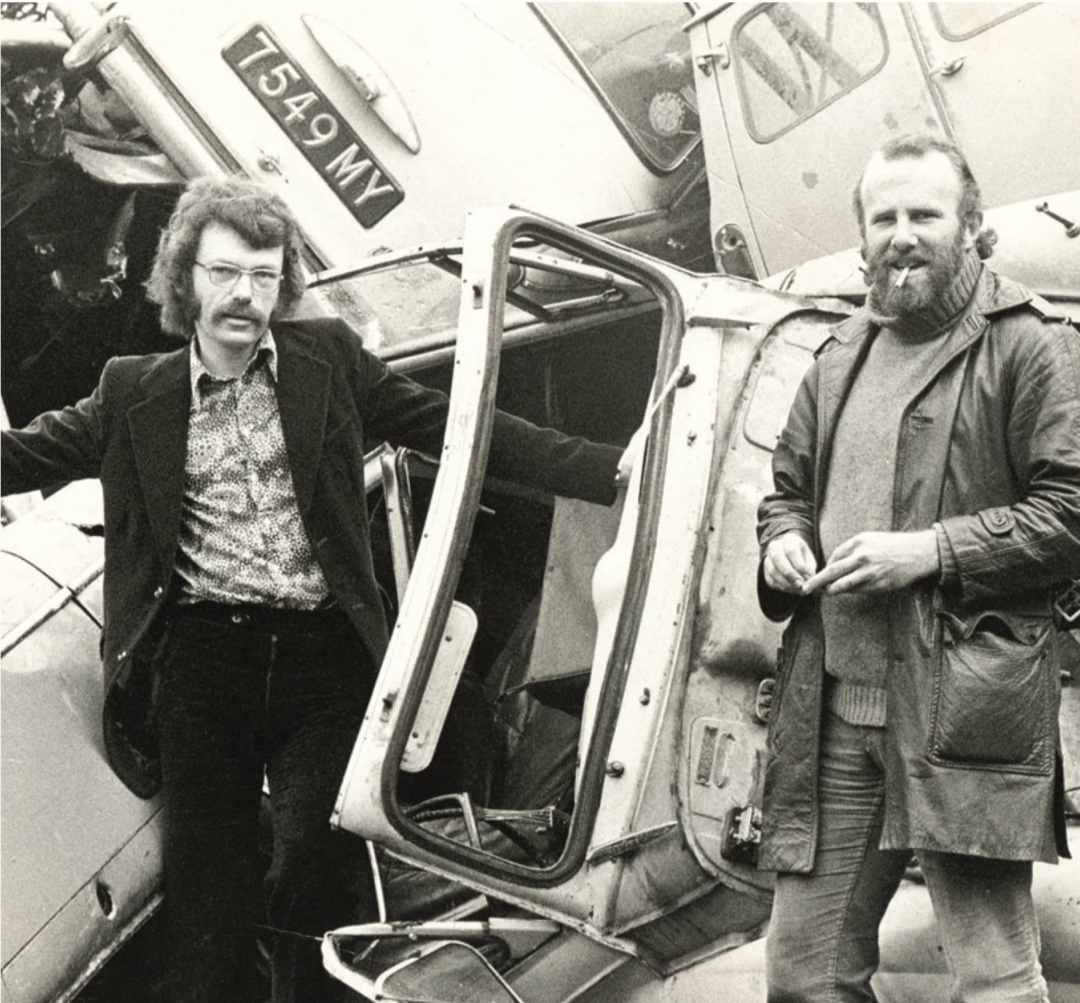 Image result for pete atkin and clive james