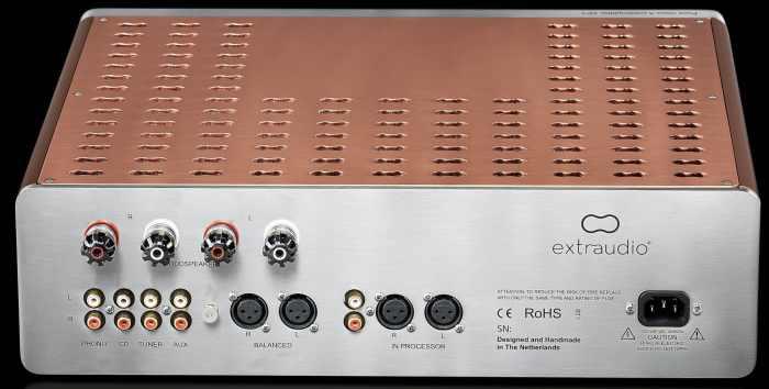 X250 AD Premium Series From Extraudio