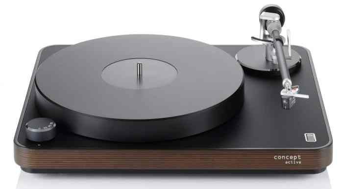 Active Edition Clearaudio Concept Turntable