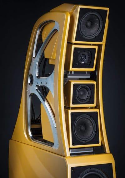 Chronosonic XVX Speakers From Wilson Audio - The Audiophile Man