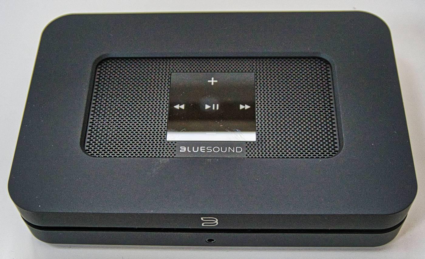 Bluesound Node 2i Streamer - On YouTube - The Audiophile Man