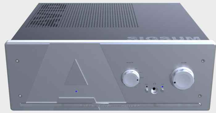 Sigsum Integrated Amplifier From AVID