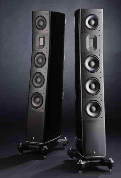 TD Series speakers From Raidho in UK