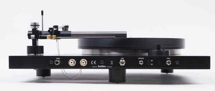 Holbo Airbearing Turntable System