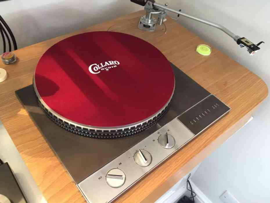 Collaro & Its Cloth platter mats
