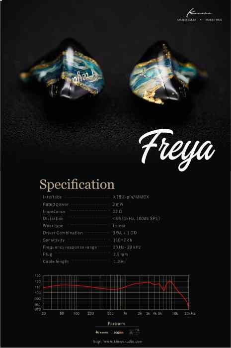 Freya IEMs from Kinera: Oh, Good Goddess