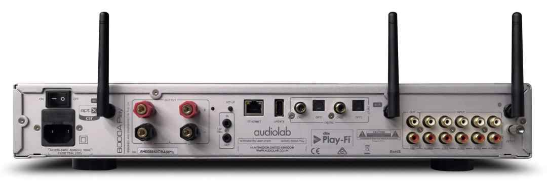 6000A Play streaming amp from Audiolab
