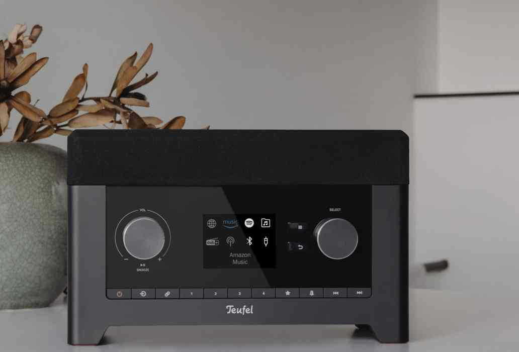 RADIO 3SIXTY FROM TEUFEL