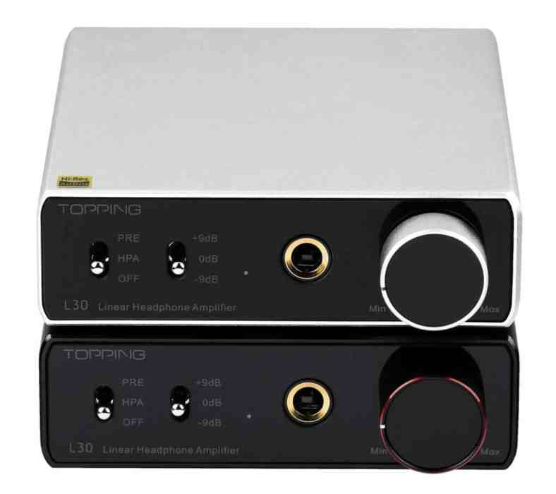 L30 Headphone Amp From Topping
