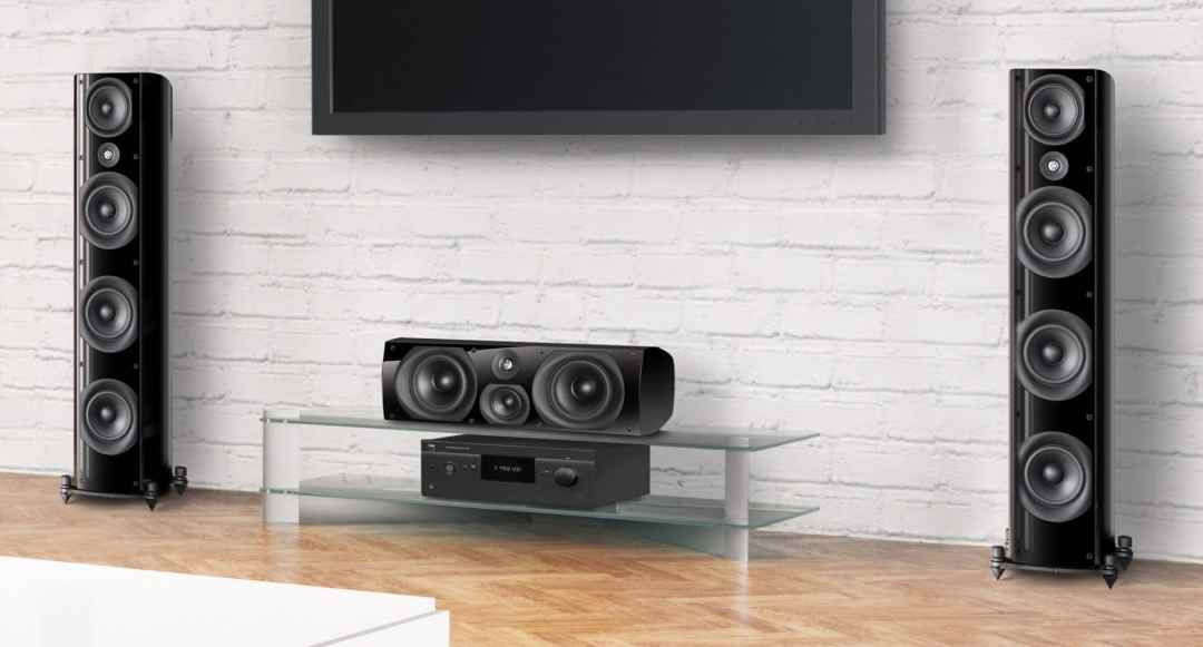 T758 V3i Surround Sound Receiver From NAD