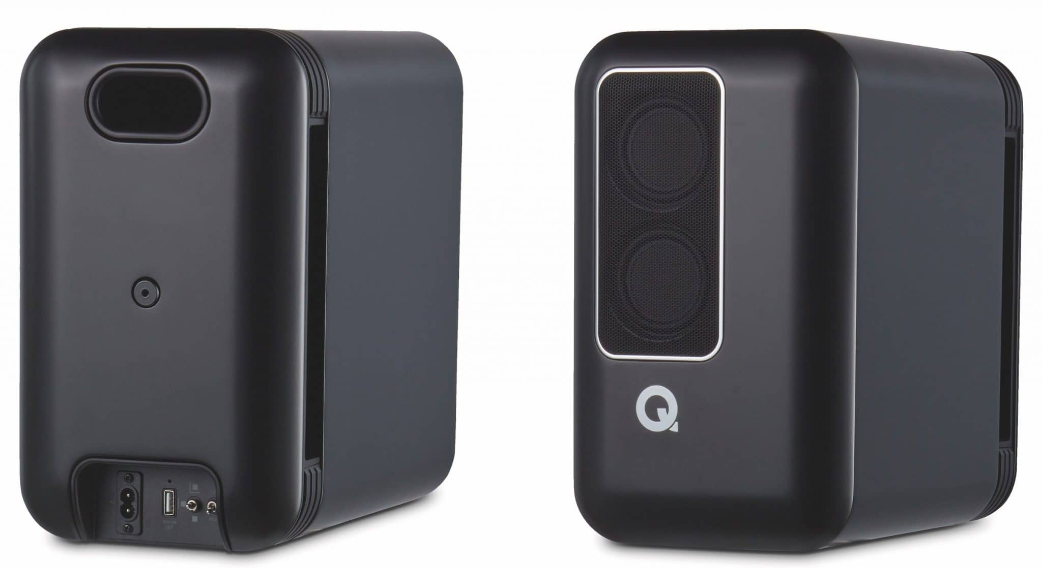 Active 200 and 400 Speakers From Q Acoustics - The Audiophile Man
