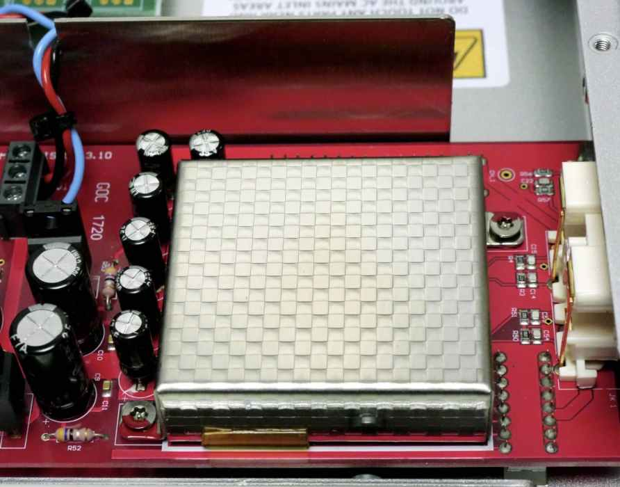 Phono-1 Phono Amplifier From Vertere