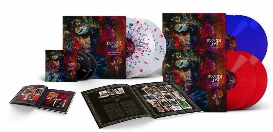 VINYL REVIEWS: EIGHT DISCS IN THE FRAME