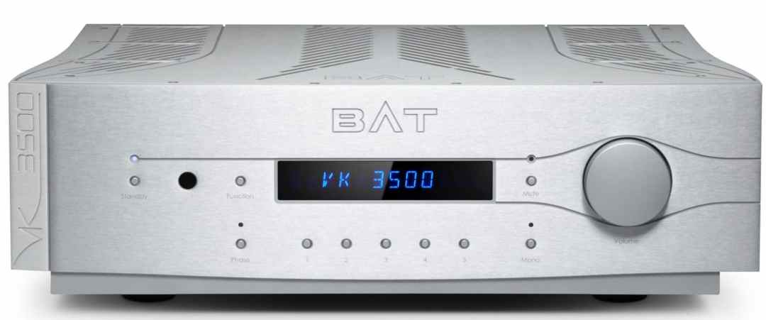 VK3500 Amp From Balanced Audio Technology