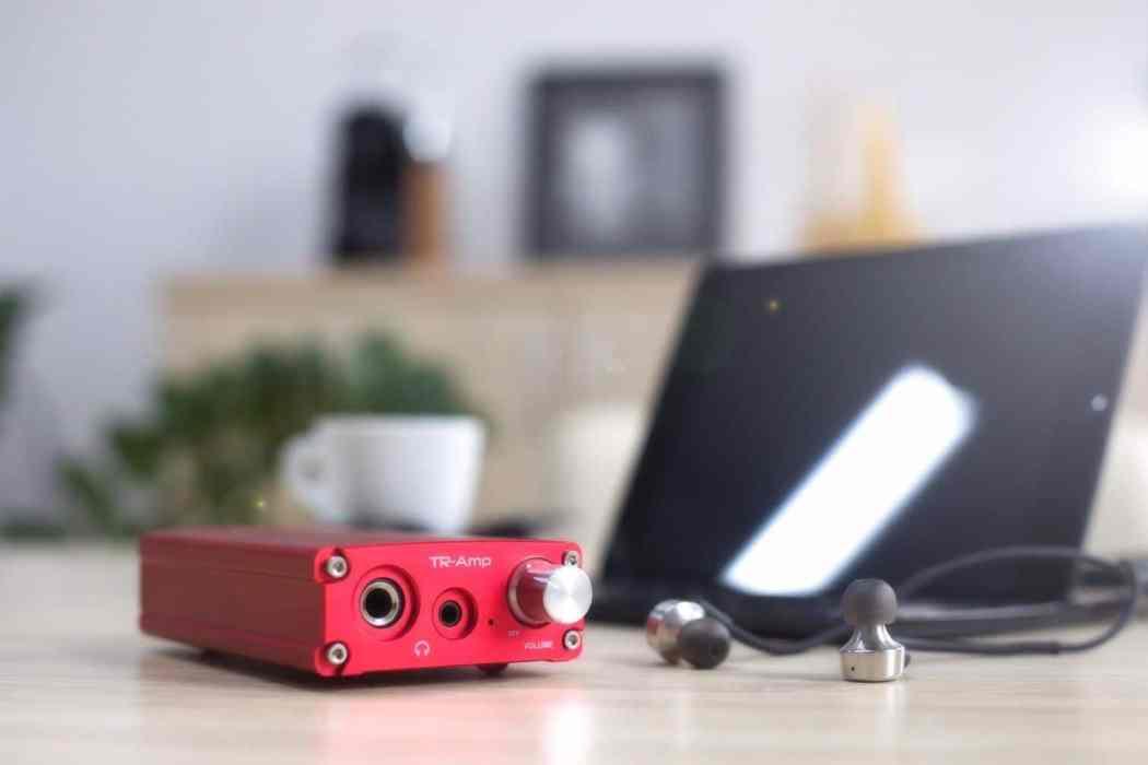 Earmen TR-Amp DAC/Headphone Amplifier