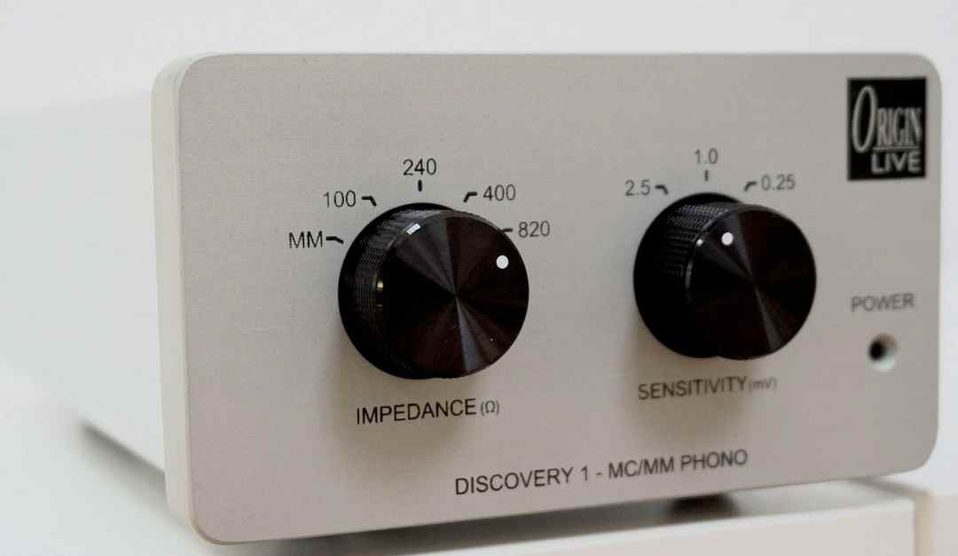 Discovery 1 Phono Amplifier From Origin Live