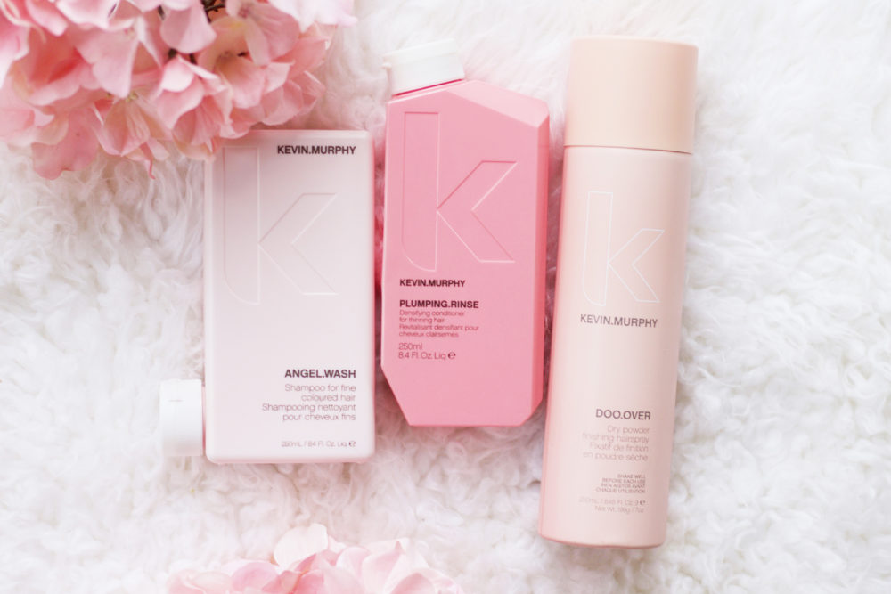 My New Favorite Haircare Line: Kevin Murphy Haircare Review