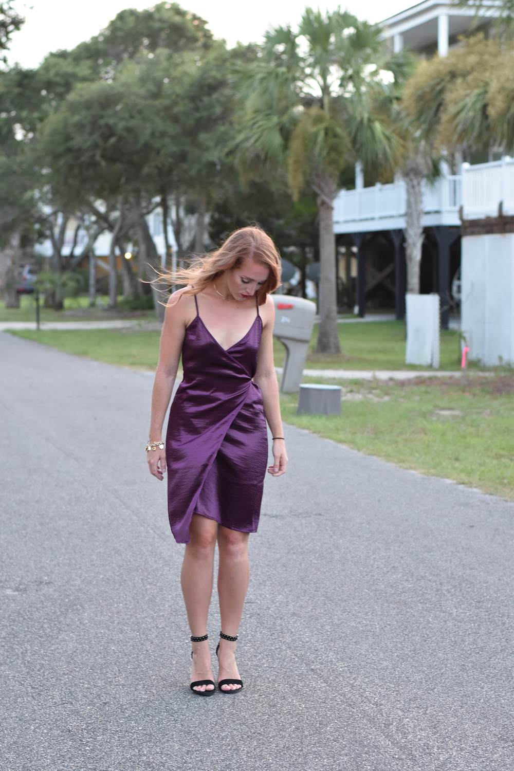 Leith Wrap Dress Maroon The Audrey Reel Nordstrom Sale Jenny Bird Lilly Pullitzer Dolce Vita Pump