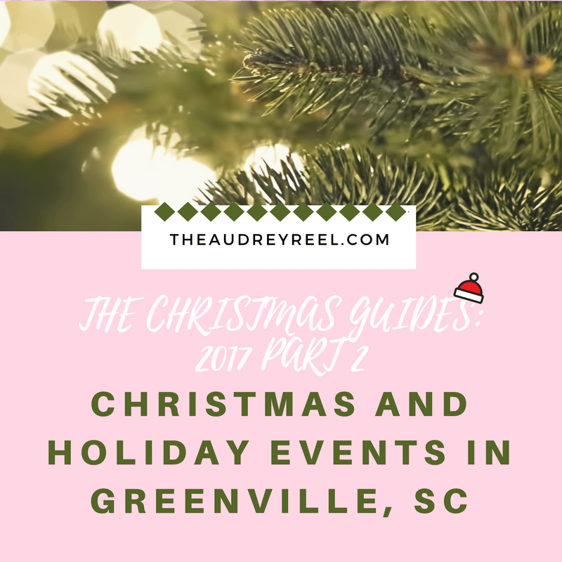 now that the rush of thanksgiving black friday and cyber monday have passed it is time to get into the christmas and holiday spirit - Greenville Sc Christmas Parade